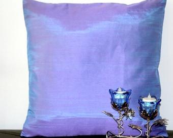Mauve Pillow, Solid Mauve Pillow, Purple Throw Pillow, Mauve Cushion, Lilac Pillow, Decorative Pillow, Accent Pillow, 18x18 pillows