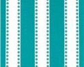 Premier Prints Lulu True Turquoise fabric by the yard