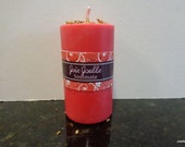 Soulmate Soul Mate Red Spell Ritual  Candle, Herbal Spell Candle, Spiritual Spell Candle, come to candle, love spell candle