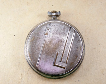 Vintage pocket watch case -  c23