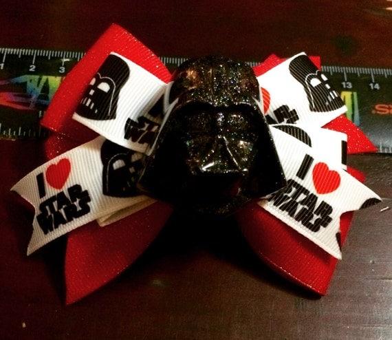 Darth Vader bow