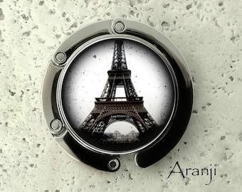 Eiffel tower purse hanger, tabletop purse hanger, purse hanger, purse hook, Paris purse hook, Paris purse hanger, Eiffel tower purse hook
