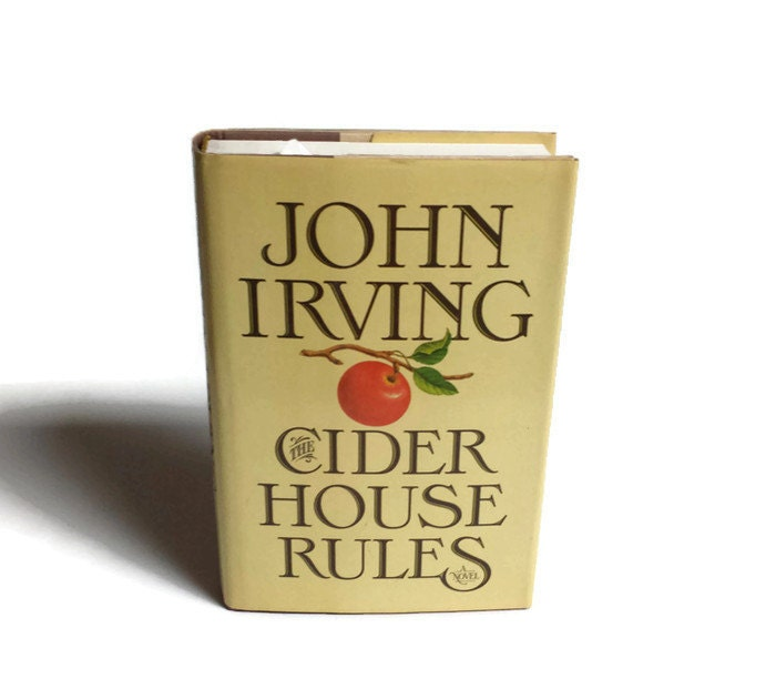 book overview cider household rules