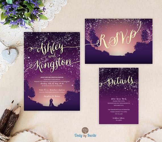 wedding invitations printed cheap wedding sets invitation rsvp