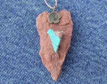 Sedona Rock-Turquoise Necklace