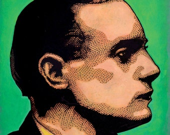 Padriac Pearse. Irish Revolutionary. Executed 1916. by Jim FitzPatrick. Easter Rising, Easter1916, 1916 Rising, Irish, Ireland
