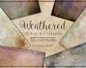 Weathered - Fine Art Textures, Photoshop Textures