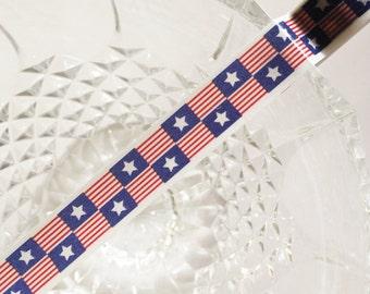 Stars and Stripes Washi Tape