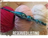 Reserved Listing for Abbe