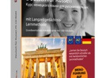 Deutsch lernen A1-C2- Sprachkurs - CDROM + MP3-AudioCD.Multimedia.