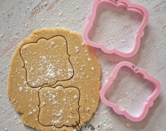 The Emma Plaque Cookie Cutter
