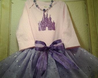 princess disney tutu outfit