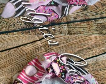 Custom  Bunny - Baby Bunny Lovey Doll - New Baby Shower Gift - Bunny Nursery Decor - Floppy Bunny Toy - Baby Stocking Stuffer