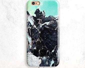 Marble iPhone 6S Case, iPhone 7 Case, Mint iPhone SE Case, iPhone 6 Plus, iPhone 5S Case,Mint iPhone 6 Case,iPhone 7,Marble iPhone Case