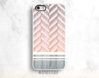 iPhone 6S Case, Chevron Wood iPhone 6 Case, iPhone 5S Case Wood , Geometric iPhone 5 Case, iPhone 6 Pink, iPhone 6 Plus Case, iPhone 5C Case