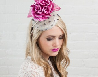 Kentucky Derby Fascinator - CMK-001