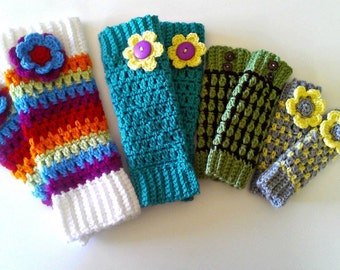 Clustered Leg Warmers