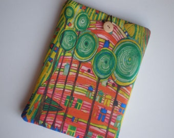 iPad 4 case, iPad Air 2 case, iPad mini case, Fabric tablet sleeve, eReader case, Kindle Keyboard sleeve, Galaxy Tab case