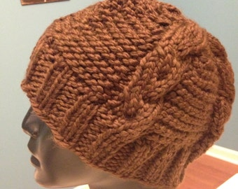 Cozy Cable Hat