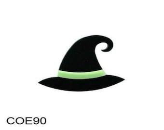 Bullseye COE 90 Witch Hat Fusible Precut Glass 2 Piece Fusing Supplies