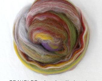 TRAVELER (DOCTOR WHO) - 70g/2.5oz hand-pulled fiber blend