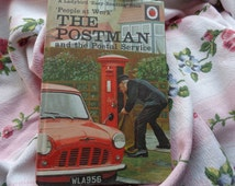 The Postman and the Postal Service, Vintage Ladybird book