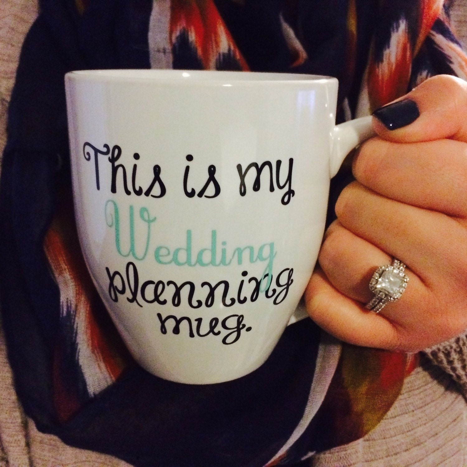 Wedding Preparation: Wedding Planning Mug