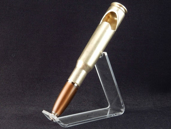 50 Caliber BMG Cartridge Bullet Pen, Bottle Opener (Optional)
