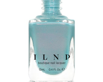 Valentina - vernis à ongles Shimmer pure turquoise laiteux