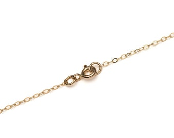 Trace - 9ct Yellow Gold Chain