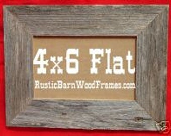 4x6 wholesale lot of 6 1 12 flat unfinished rustic barn - Wholesale Picture Frames