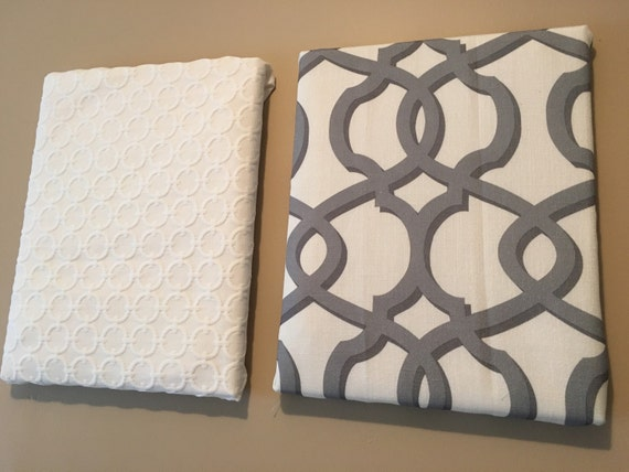 Fabric Covered Wall Art : Items similar to fabric covered canvas wall art