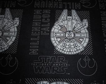 STAR WARS Millenium Falcon Pillowcase