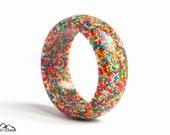 Candy 100's & 1000's Rainbow Sprinkles Bangle