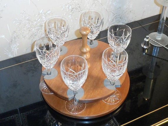 11 - Wine Glass Caddy (only) stemmed (6 station)
