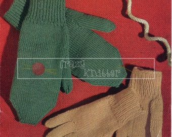 Knitting Pattern Ladies Gloves Dk : Glorieux Crochet PATTERN PDF Fingerless Gloves Mitts Digital