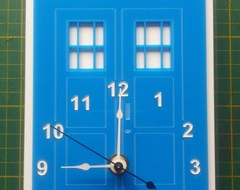 Doctor Who - Tardis clock