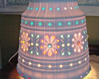 Vintage LAWNWARE Patio/RV Light Lantern
