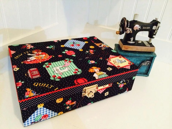Basket Weaving Supplies Charleston Sc : Sewing box organize kit storage
