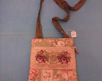 Vintage Look Crossover Purse