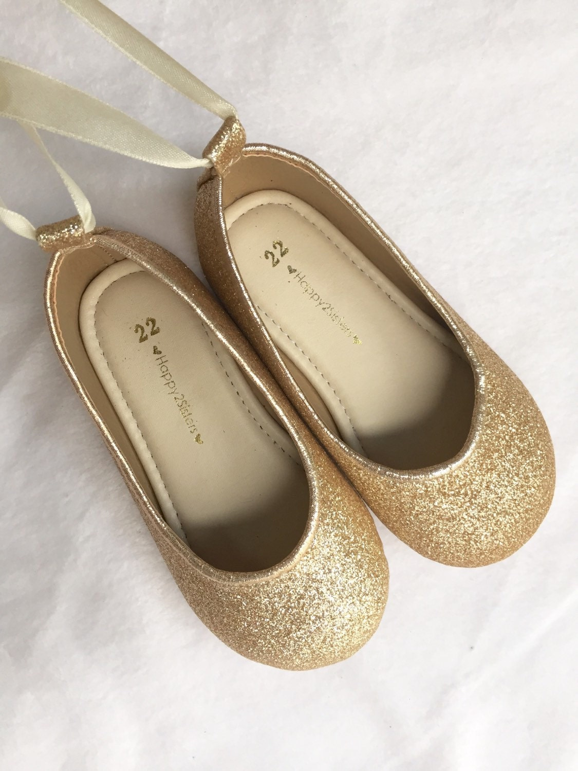 Gold Shoes For Girls Girls Gold Sequin Shoes By Happy2sisters
