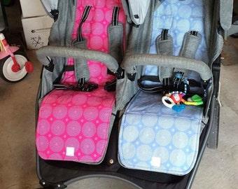 Custom Valco Stroller Liner (Snap Ultra, Snap Ultra Duo, Snap4, Snap Duo) buggy liner - pram liner - stroller seat cover