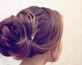 wheat hair comb, barley hair comb, long grass hair comb