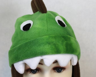 Dinosaur Hat (Baby, Child, and Youth Sizes)
