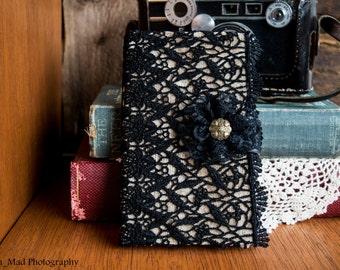 Sale!  Beautiful Custom Journal/Diary/Travel Notebook
