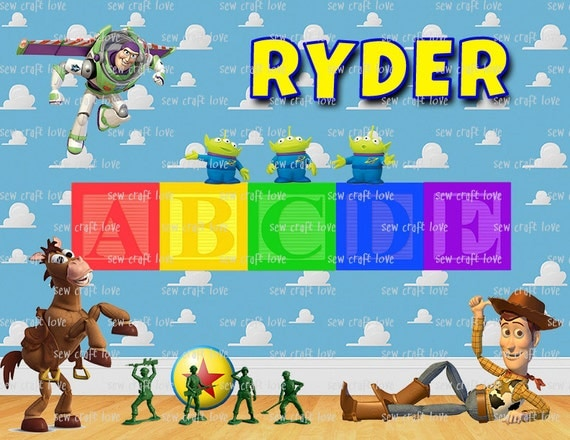 Toy Story Sticker Chart : Toy story color rewards behavior chart