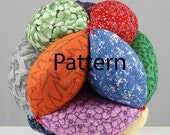 Sewing Pattern for Amish-Style Baby Balls
