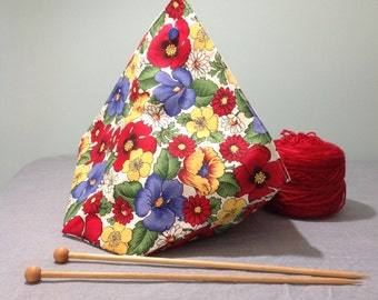 Knitting Bag - 12 Inch Bento Style
