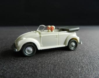 WIKING, Oldtimer, VW 1300 Cabriolet model car 1:87, track HO
