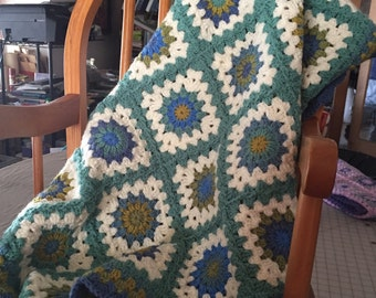 Hand Crafted Baby Blanket